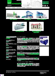 Бетонные заводы Allegromix